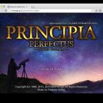 【9/19限定】PRINCIPIA PERFECTUS アルファ版を公開します